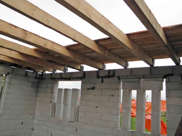 Как установить перекрытие, чтобы дом имел высокую функциональность и безопасность в эксплуатации