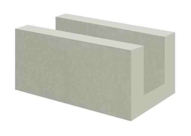 Структура материала во всех направлениях одинакова, а значит и эксплуатационные характеристики при кладке на различные плоскости блоков сохранится