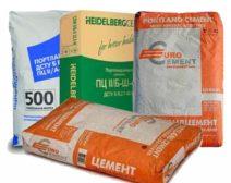 Что такое цемент?