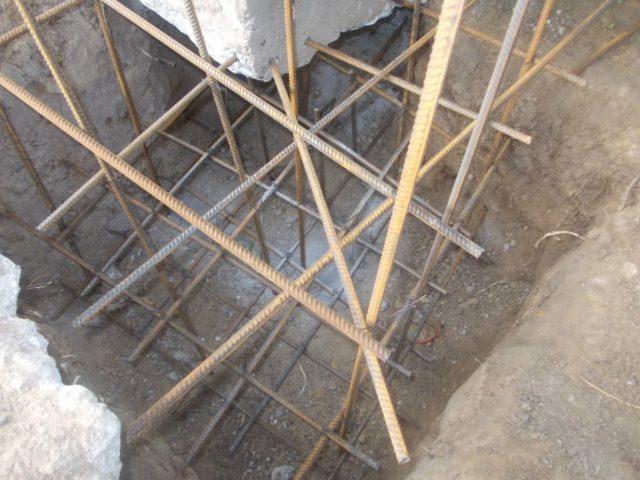 Базисная конструкция требует особого внимания, так как именно на нее приходится основная нагрузка от здания