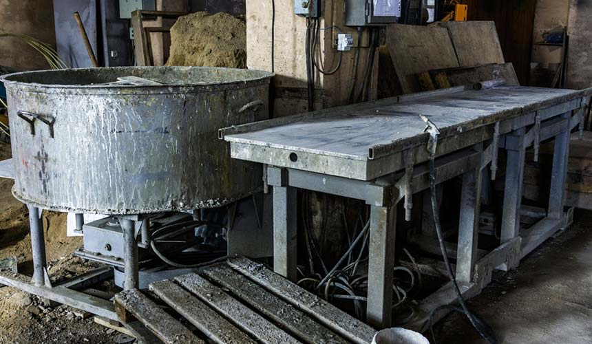 Оборудования для изготовления мрамора из бетона