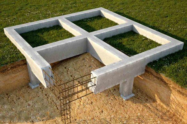 От прочности, устойчивости и надежности основания будет зависеть долговечность всей постройки