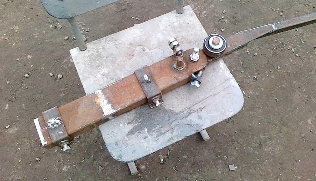 Станок для гибки арматуры