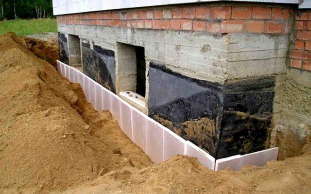 В сухих и стабильных почвах позволительны пустотелые перекрытия цоколя