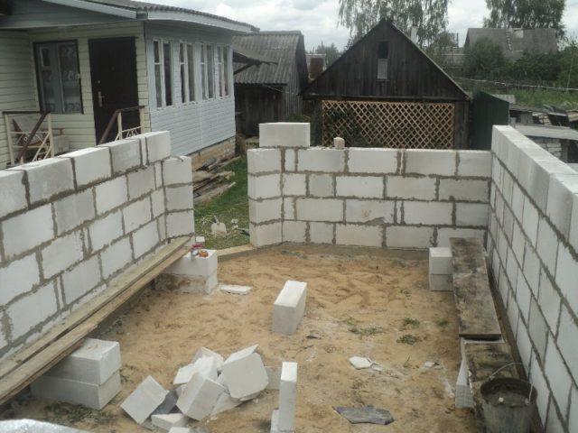 Без продуманного проекта начинать строительство даже столь несложного здания, как гараж, нельзя