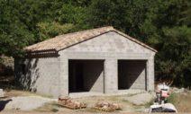 Проекты гаражей из пеноблоков