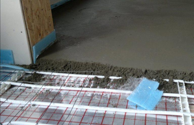 Расход керамзитобетона для стяжки comprit бетон