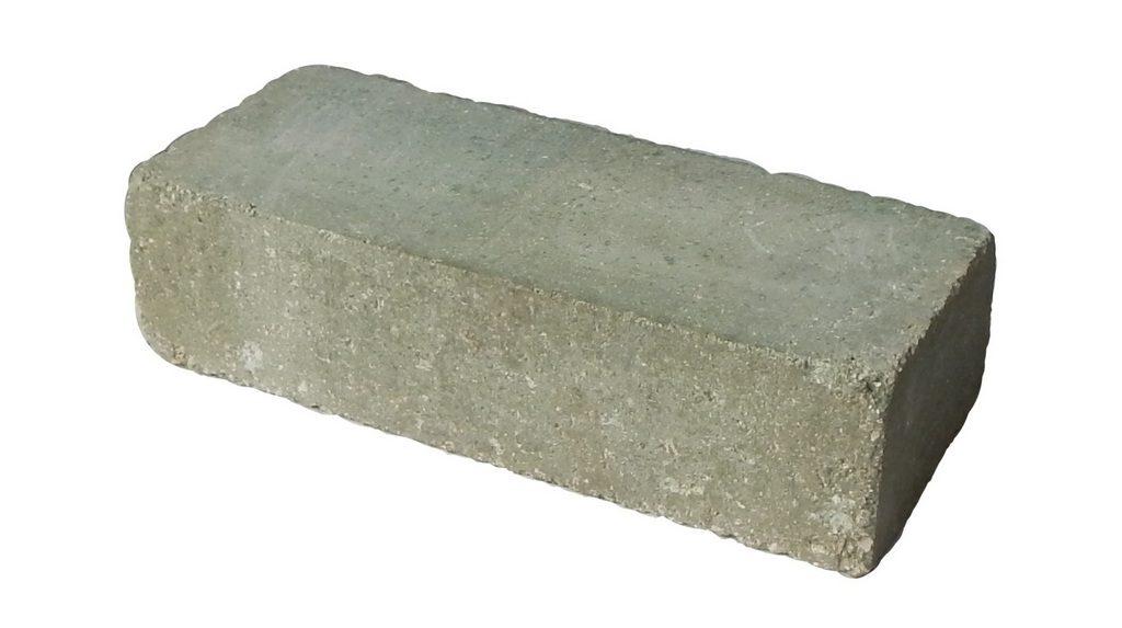 Кирпич гиперпрессованный цокольный