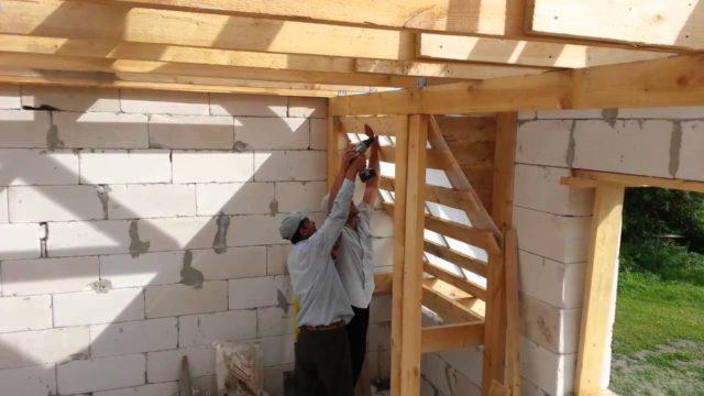 Баню из пеноблоков может построить даже неопытный дачник