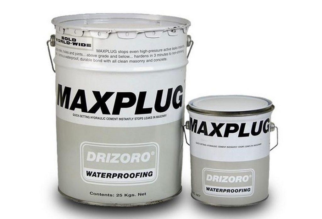 Maxplug гидроизоляция