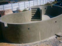 Технология строительства бетонного бассейна