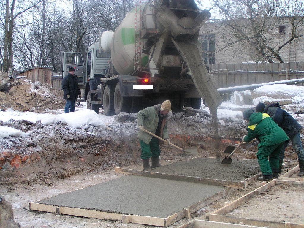 Способность противодействовать поглощению влаги бетонным массивом