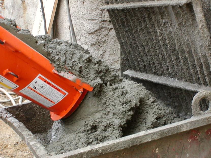 Что такое бетон w6?