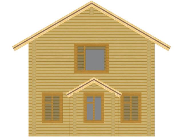 Имея проект дома, нетрудно подсчитать необходимое количество блоков