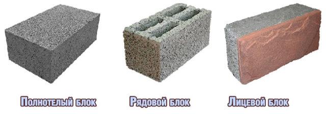 За счет высокой морозостойкости материала, дом из керамзитобетонных блоков простоит долгие годы
