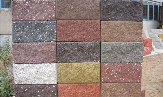 В их составе лишь песок, цемент, вода и керамзит