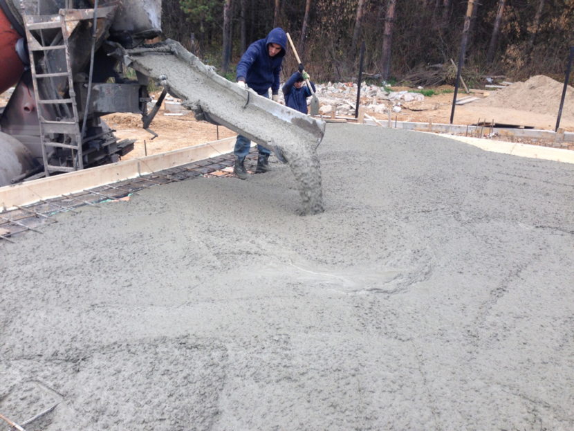 Что такое тощий бетон и для чего он используется?