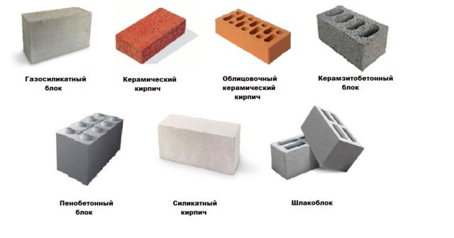Большинство видов строительных блоков не нуждаются в отделочных работах, что сокращает общие расходы средств и сроки строительства