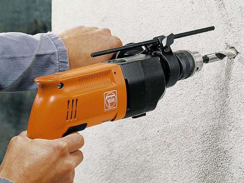 Как правильно сверлить бетон дрелью