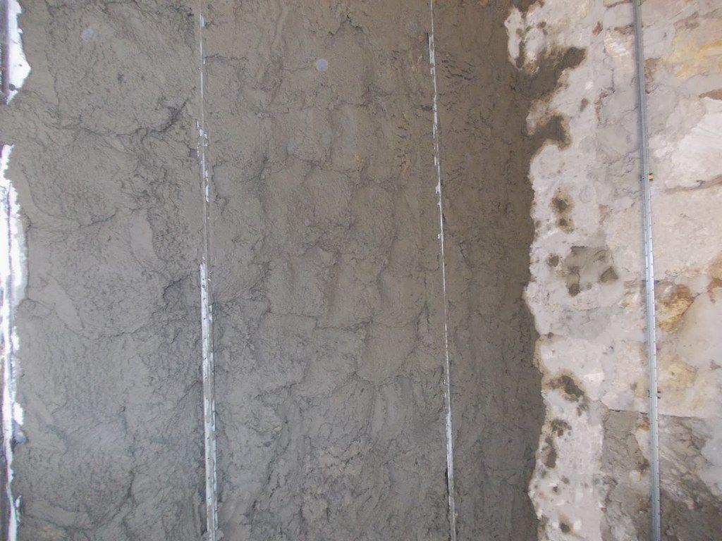 Наброска цементного раствора