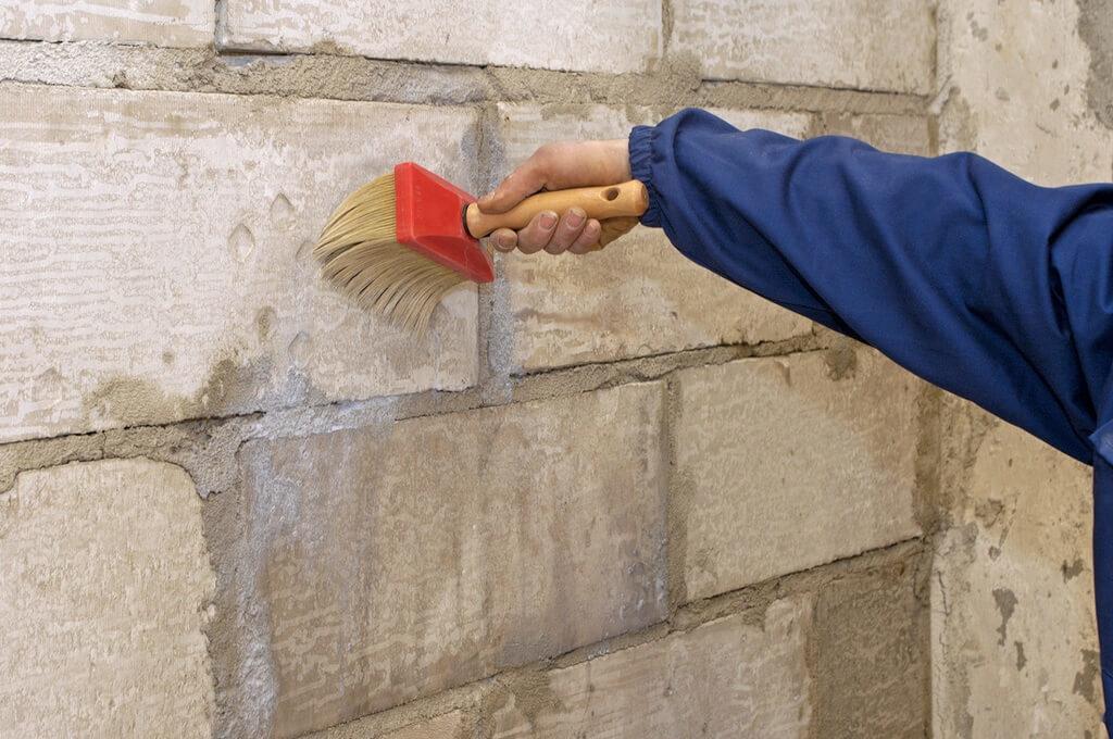 Грунтовка для штукатурки стен