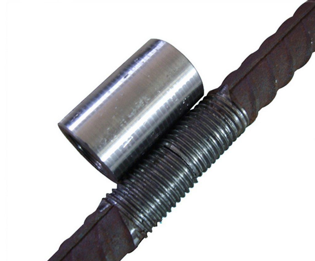 Механическое соединение арматуры