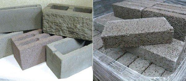 Как изготовить керамзитобетонные блоки своими руками?
