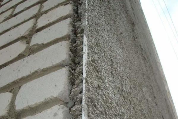 Как штукатурить наружные стены?