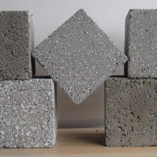 Сколько в кубе килограмм бетона?