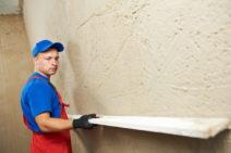 Как штукатурить стены из газосиликатных блоков?
