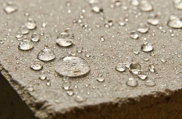 Гидрофобная пропитка: разновидности и сфера применения