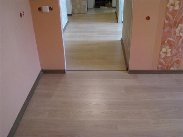 Укладка ламината на бетонный пол с подложкой своими руками